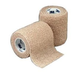 COBAN SELF ADHERENT BANDAGE 6INX5YDS