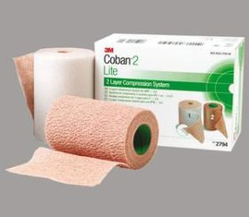 COBAN 2 LITE LAYER COMPRESSION SYSTEM