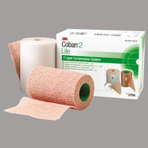 COBAN 2 LITE LAYER COMPRESSION SYSTEM