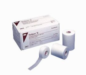 MEDIPORE H 1IN SOFT CLOTH TAPE  2/PK