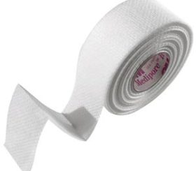MEDIPORE H 3IN X 10YD SOFT CLOTH TAPE