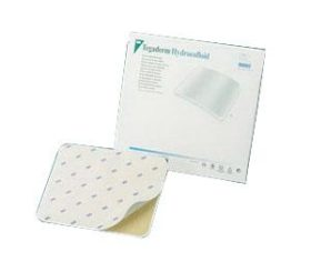 TEGADERM HYDROCOLLOID  4IN X 4IN   5/BX