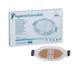 TEGASORB 5 X6  OVAL HYDROCOLLOID  5/BX