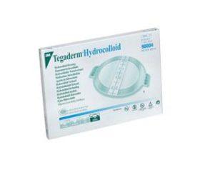 TEGADERM HYDROCOLLOID DRSN 6 X 8  3/BX