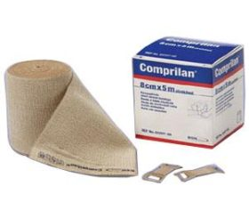 COMPRILAN COMPRESSION BANDAGE 8CM X 5M