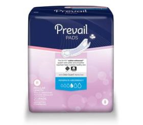 PREVAIL BLADDER CONTROL PAD  180/CS