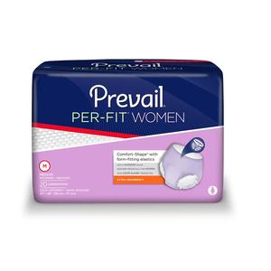 PREVAIL UNDERWEAR PER FIT PULL ON MEDIUM 80/CS