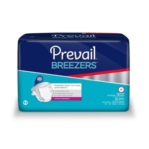 BRIEF BREEZERS MED  16/PACK