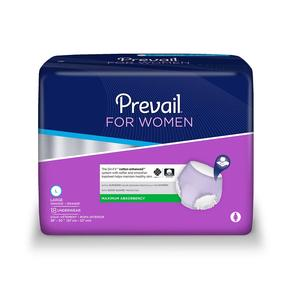PREVAIL UNDERWEAR LRG  WM  72/CS