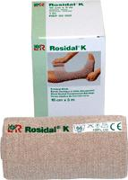 ROSIDAL K 6CM X 5M STRETCH BANDAGE EACH