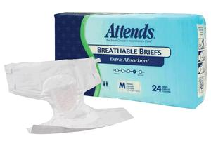 ATTENDS EXTRA ABSORBENT SMALL 96/CASE