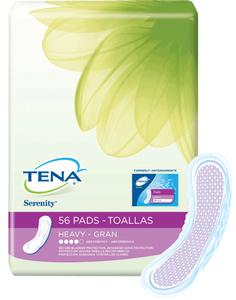SERENITY HEAVY ABSORBENCY SUPER PAD 168/CS