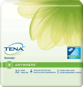TENA PAD 13INCH L HEAVY ABSRB  128/CS