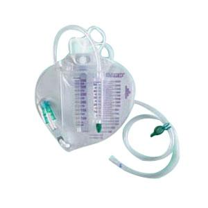 URINE DRAIN BAG INFECTION CONTROL 2500ML 1/EA