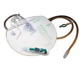 INFECTION CONTROL URINARY DRAIN BAG CLOSED