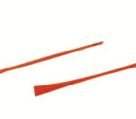 RED RUBBER CATHETER 14FR