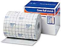 COVER-ROLL STRETCH BNDGE 6IN X 2YDS 1/RL