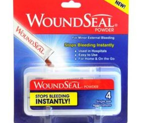 WOUNDSEAL POWDER 4 UNITS/PACK