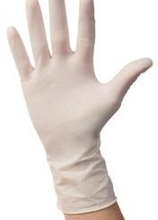 POSITIVE TOUCH LATEX EXAM GLOVES LARGE 100/BX
