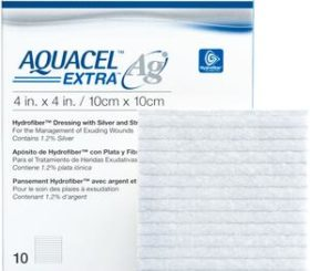 AQUACEL EXTRA AG 2IN X 2IN  10/BX