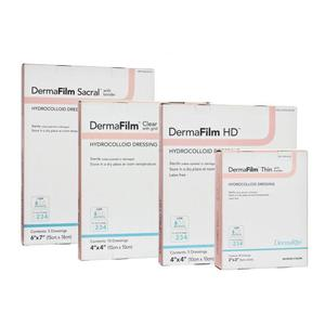 DERMAFILM HYDROCOLLOID 2IN X 2IN  20/BX
