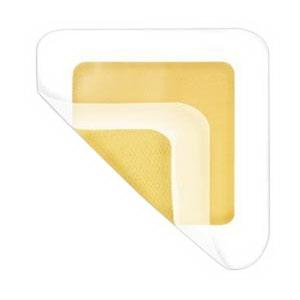 MEDIHONEY ADHESIVE HCS SHEET 4.5 X 4.5 1/EA