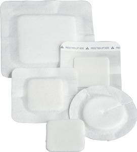 POLYDERM FOAM DRESSING W/ 2IN SLIT 10/BX