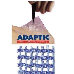 ADAPTIC DRESSING 3 X 16  36/BX