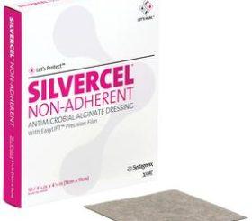 SILVERCEL 4.25 X 4.25 NON ADHERENT 10/BX