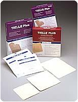 TIELLE PLUS 4 1/4 X 4 1/4 DRESSING 10/BX