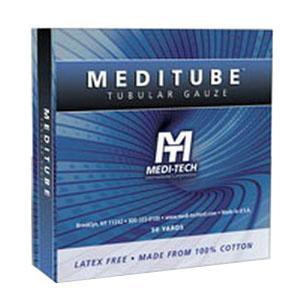 MEDITUBE COTTON TUBULAR GAUZE 4  ARMS, LEGS