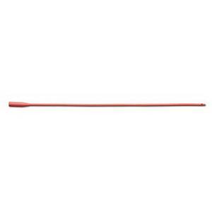 RED RUBBER CATHETER 12FR 1/EA