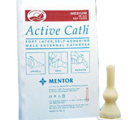 ACTIVE CATH MALE EXT CATH EXT WEAR MDM 28MM 1/EA