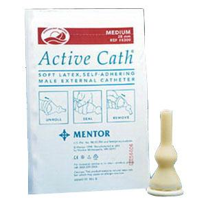 ACTIVE CATH MALE EXT CATH 35MM LRG 1/EACH