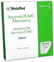 CALCIUM ALGINATE DRS 4 X 4 10/BX