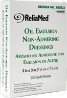 OIL EMULSION 3X8 STERILE 25/BX